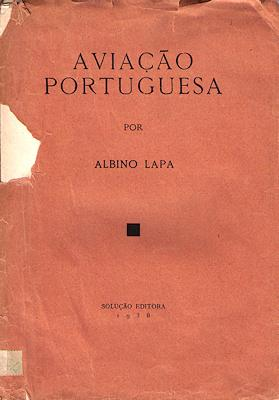AVIAÇÃO PORTUGUESA.: LAPA. (Albino)