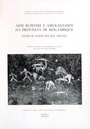 ARTE RUPESTRE E AMURALHADOS: FELICIANO MARQUES PEREIRA.