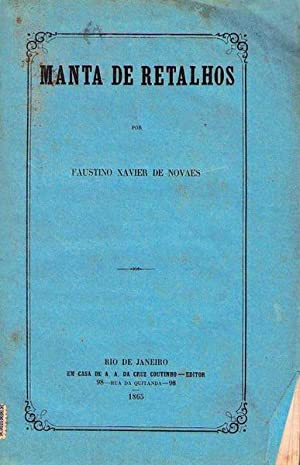 MANTA DE RETALHOS.: XAVIER DE NOVAES