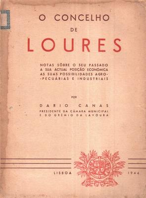 O CONCELHO DE LOURES.: CANAS (Dário)