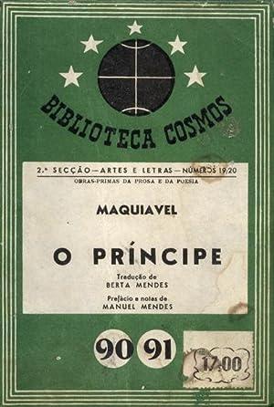 O PRÍNCIPE.: MAQUIAVEL (Nicolau)