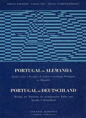 PORTUGAL-ALEMANHA: EHRHARDT. (Marion) e
