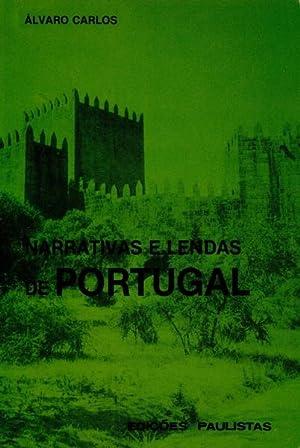 NARRATIVAS E LENDAS DE PORTUGAL.: CARLOS. (Álvaro)