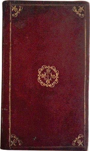 ENCADERNAÇÃO ARTÍSTICA – SÉC. XVIII - ELEMENTA: CARDOSO DA COSTA,