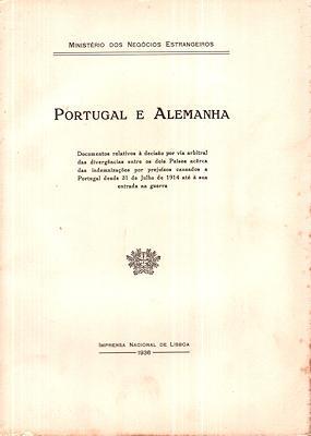 PORTUGAL E ALEMANHA.