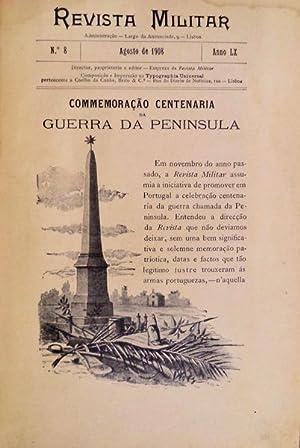 COMMEMORAÇÃO CENTENARIA DA GUERRA DA PENINSULA.