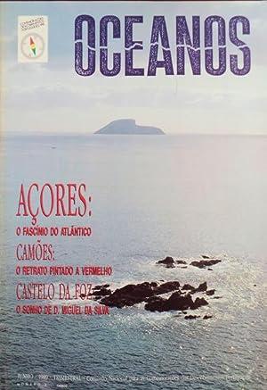 OCEANOS. REVISTA TRIMESTRAL DA COMISSÃO NACIONAL PARA
