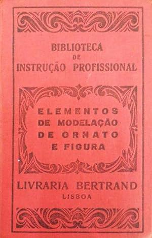 ELEMENTOS DE MODELAÇÃO DE ORNATO E FIGURA.: BORDALLO PINHEIRO. (Thomaz)