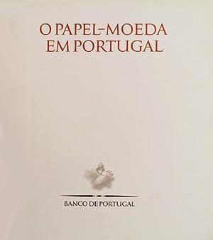 PAPEL-MOEDA (O) EM PORTUGAL.