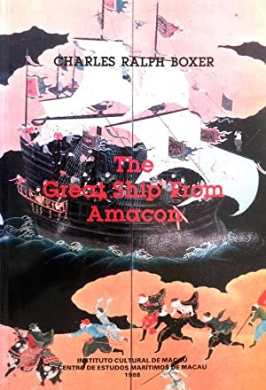 THE GREAT SHIP FROM AMACON. FAC-SIMILE RE-EDITION: BOXER. (Charles Ralph)