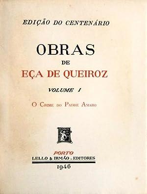 OBRAS DE: EÇA DE QUEIROZ.