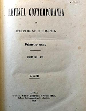REVISTA CONTEMPORANEA DE PORTUGAL E BRAZIL.