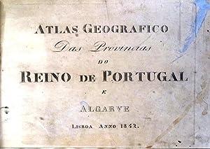 ATLAS GEOGRÁFICO DAS PROVÍNCIAS DO REINO DE: CARPINETTI, João Silvério.