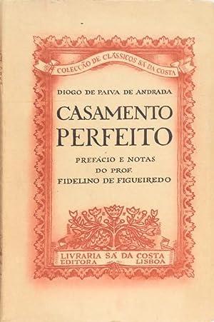 CASAMENTO PERFEITO.: PAIVA DE ANDRADE.