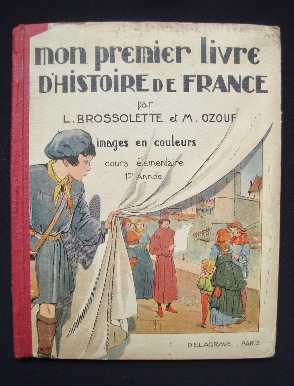 Mon Premier Livre D Histoire De France Par Ozouf M