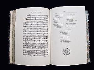 Les plus jolies chansons du pays de France - Chansons tendres -: MENDES (Catulle) - CHABRIER (...