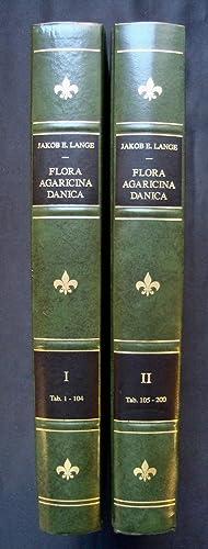 Flora Agaricina Danica -: LANGE (Jakob E.)