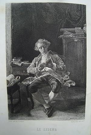 L'Artiste. Revue du XIXe siècle - Histoire de l'Art contemporain - Ré...