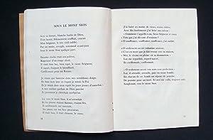 Poèmes d'Ady -: ROBIN (Armand) - ADY (Endre) - SAUVAGEOT (Aurélien) -
