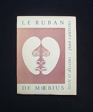 Le Ruban de Moebius.: CANTEINS (Jean).