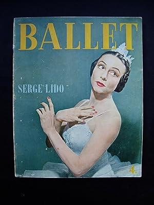 Ballet - n° 4 -: LIDO (Serge) -