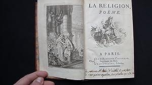 La Religion, Poëme - La Grâce, Poëme -: RACINE (Louis) -