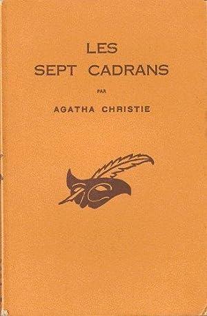 Les Sept cadrans: Agatha Christie