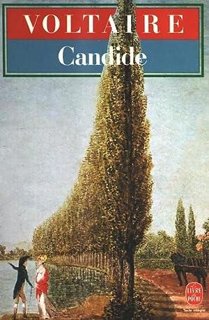 Candide ou l'optimisme - la princesse de: Voltaire (Auteur), Jacques