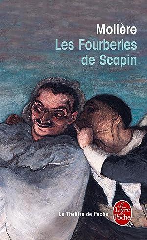 Les Fourberies de Scapin: Molière (Auteur), Jean