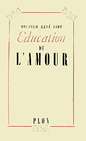 Education de l'amour