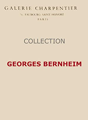 Collection georges bernheim, tableaux modernes, 13 tableaux de corot, etc. le 7 Juin 1935