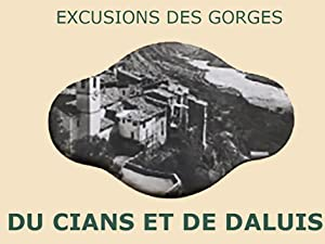 Excursion des gorges du Cians et de Daluis