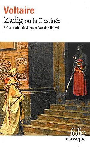 Zadig ou la Destinée: Voltaire (Auteur)