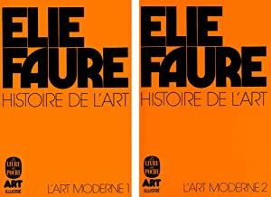 L'art moderne (Complet en 2 tomes) - Edition illustrée - Index alphabétique et table des illustra...
