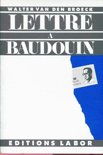 Lettre à Baudouin