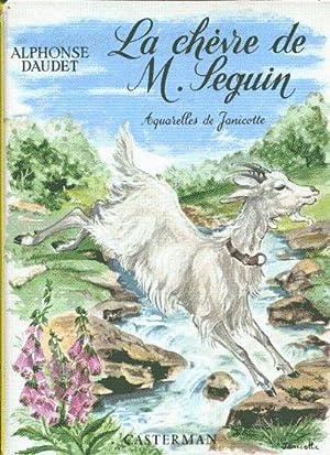 La chèvre de M. Seguin, suivi de: Daudet Alphonse