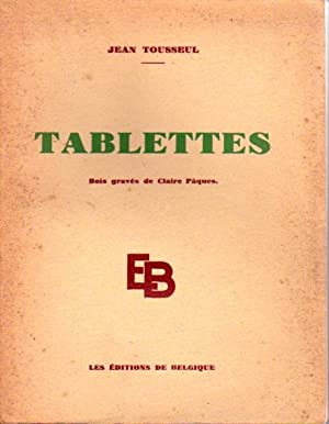 Tablettes.