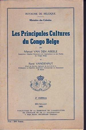 Les principales cultures du Congo Belge: Van Den Abeele