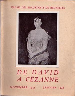 De David à Cézanne