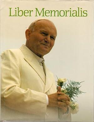 Liber mémorialis. Paus Johannes-Paulus II in Belgie: Nauwelaerts Franz (Dir.)