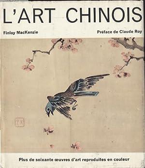 L'art chinois: MacKenzie Finlay