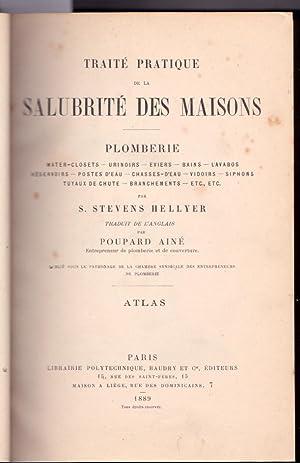 Traité pratique de la salubrité des maisons.: Hellyer S. Stevens