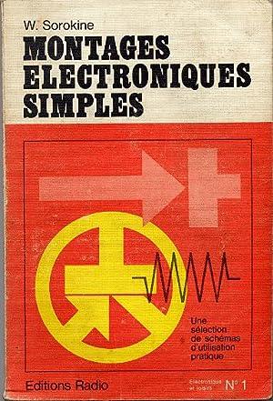 Montages électroniques simples. Electronique et loisirs. Une sélection de schémas d'utilisation...