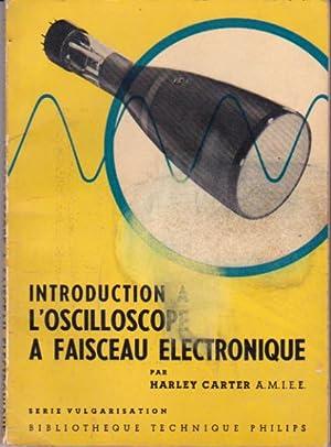 Introduction à l'oscilloscope à faisceau électronique: Carter Harley