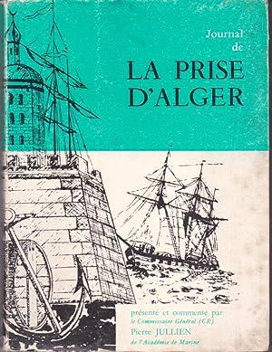 Journal de la prise d'Alger par le