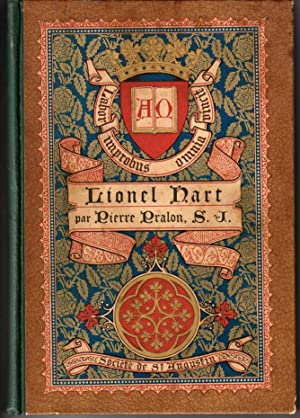 Lionel Hart, engagé-volontaire glorieusement tombé au Tonkin,: Pralon Pierre