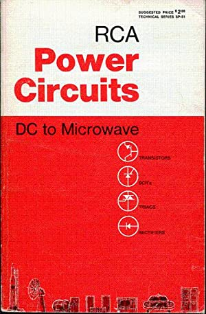 RCA Power circuits. DC to microwave. Transistors.