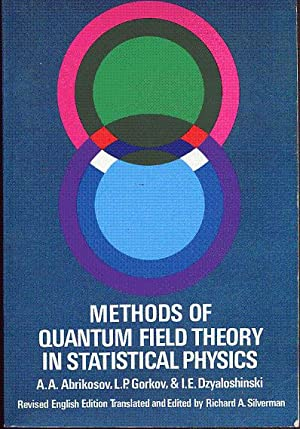 Methods of quantum field theory in statistical: Abrikosov A.A., Gorkov