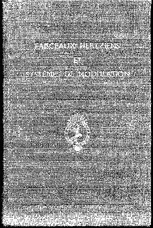 Faisceaux hertziens et systèmes de modulation: Libois L. J.
