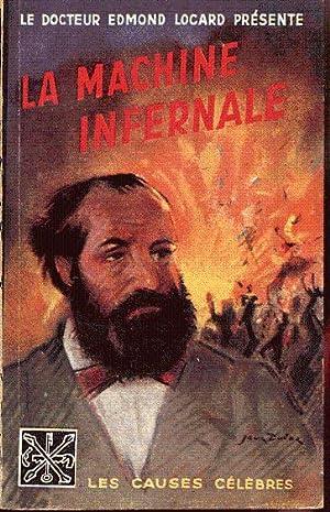 La machine infernale (Affaire Orsini): Locard Edmond